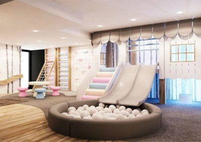 Cool play areas for kids