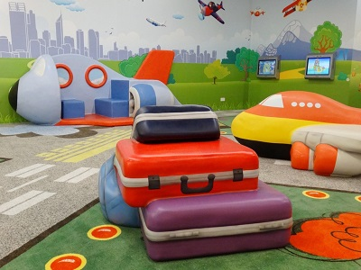 Why is it Good to Have Play Area in the Shopping Centres?