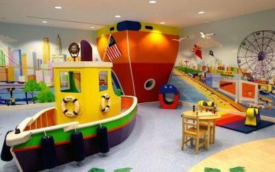 Why Does Every Pre-School Need Bespoke Soft Play Structures?